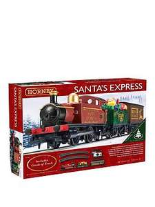 Hornby Santa's Express Christmas Train Set £43.99 @ Very - Free c&c