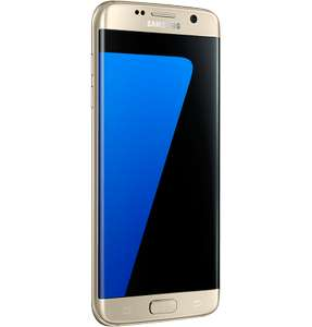 Samsung S7 edge £379 from Samsung using code (possibly £279 with trade in!)