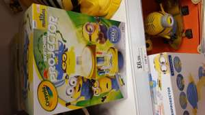 Crayola Minions Projector £6.99 @ Home Bargains