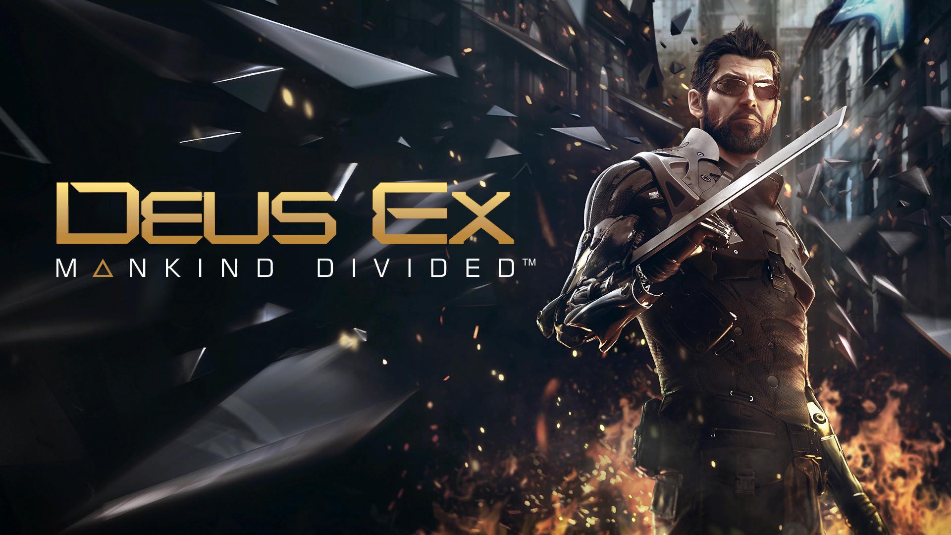 Deus Ex: Mankind Divided PC Download @ Steam - Game + Season Pass (£5.99 / £3.75)