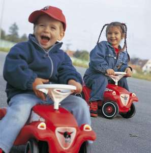 Big Bobby Car Classic - Red  / Blue Delivered @ Amazon / CC @ Argos