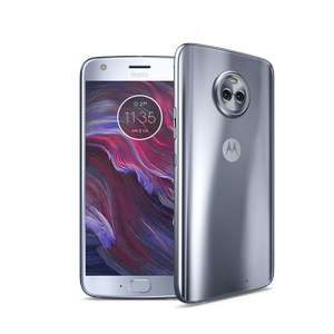 Moto X4 just £289.01 with code stack @ Motorola UK