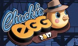 Chuckie Egg 2017 for Android and iOS  free from Thursday 23rd November