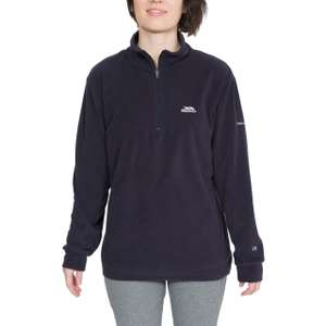 Women's Insulated Half Zip Microfleece for £4.74 with code (tVCGwJJ10) plus £2.95 delivery at Trespass