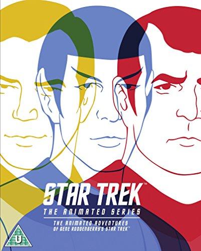 Star Trek Animated series blu-ray - £10.39 Prime / £12.38 non-Prime @ Amazon