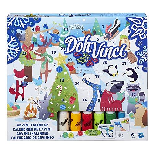 Doh-Vinci Play Doh Advent Calendar Was £10 now £5.99 @ Amazon Prime / £10.74 non-Prime