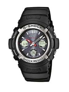 Casio G-Shock AWG-M100-1AER  Tough Solar/Radio Controlled @ Amazon - £55.35 Prime Exclusive