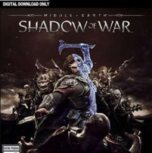 Middle-earth: Shadow of War PC + DLC - £21.99 @ CD Keys