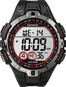Amazon - Timex Men's Quartz Watch with LCD Dial Digital Display - £13.94 Prime / £17.93 non-Prime