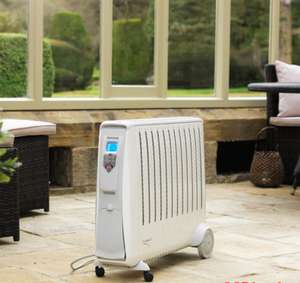Dimplex Cadiz Eco 3kw Oil Free Radiator CDE3ECC at Costco for £99.99