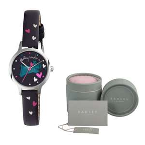 Radley Ladies Love Lane Watch + Giftbox and 2 yr warranty £29.75 using 15% off code @ Watches2U
