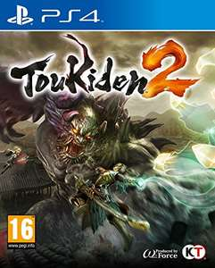 Toukiden 2 (PS4) £14.99 Dispatched from and sold by MyMemory  @ Amazon