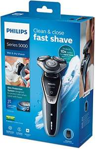 Philips Series 5000 Wet and Dry Men's Electric Shaver with Turbo Plus Mode £59.99 @ Amazon