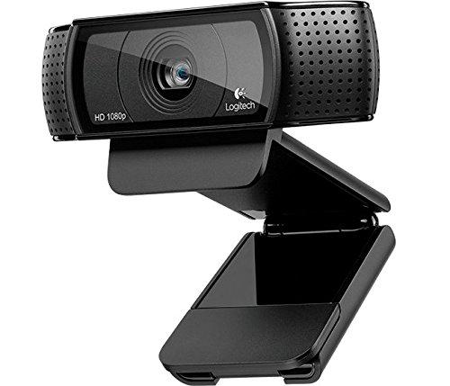 Logitech C920 HD Pro USB 1080p Webcam £28.99 @ Amazon