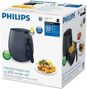 Philips HD9216/41 Airfryer with Rapid Air Technology, 0.8 kg, 1425 W for £59.99 at Amazon