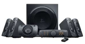 Logitech Z906 5.1 speakers. Cheapest ever price - Amazon UK £148.99