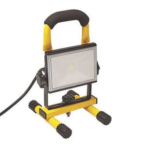 Diall AE0292 Portable LED Work Light 11W 220-240V £12.99 @ screwfix