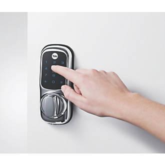 Screwfix - Yale Keyless connected smart lock - £109.99