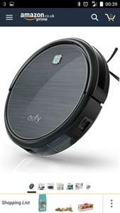 Eufy Robovac 11 ,robotic vacuum cleaner. £164.98 amazon prime