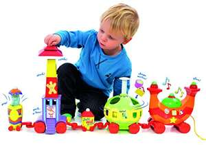 In The Night Garden Ninky Nonk Musical Activity Train 78cms (£23.98 @ Amazon) Free P&P