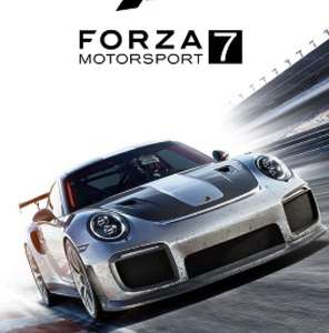 Forza Motorsport 7 Xbox one at MS Store for £32.49