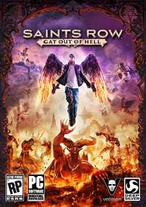 Saints Row: Gat out of Hell (Steam) £1.99 @ CDKeys