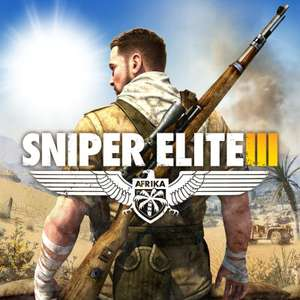 Sniper Elite 3 £4.59 @ Steam (£8.74 Inc Season Pass)