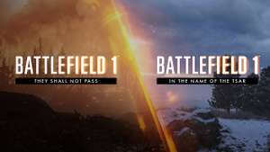 Battlefield 1: They Shall Not Pass & Name of the Tsar DLC FREE Until (Dec 4th - 8th-10th)