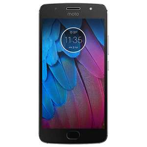 Motorola Moto G5S Smartphone lower price now £179 at John Lewis (2 year guarantee)