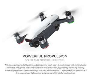 DJI CP.PT.000746 DJI Spark Drone £349 Sold by Victoriaa4u and Fulfilled by Amazon.