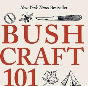 Bushcraft 101: A Field Guide to the Art of Wilderness Survival. Kindle Ed. Now 99p @ amazon
