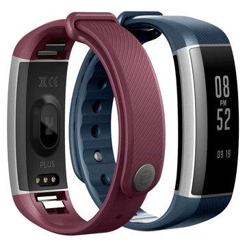 Zeband Plus 0.94 inch Heart Rate Bluetooth 4.0 Smart Wristband Bracelet - £7.75 at Banggood