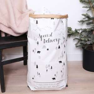 Special delivery Santa sack Lisa Angel £2.20