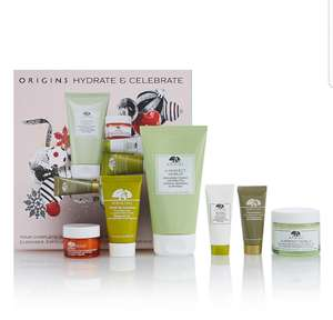 M&S Online - Origins Exclusive Skincare Set from £109 to £44. Also can add free cosmetic bag worth £10. More offers on branded beauty sets below