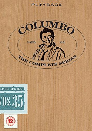Columbo: The Complete 10 Season Collection DVD £19.99 Prime [£20 Non prime] @ Amazon