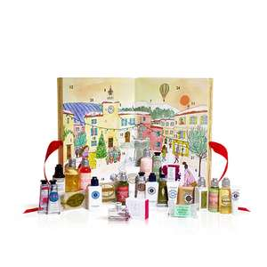L'Occitane Classic Beauty Advent Calendar (contents worth £87) + 3 Free Samples was £49 now £39.20 Del w/code @ L'Occitane (code takes 20% Off Full Price)