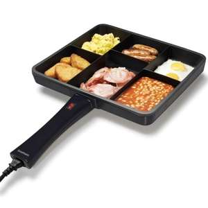 37% off on Goodmans Multifrying Pan now £19 at B&M