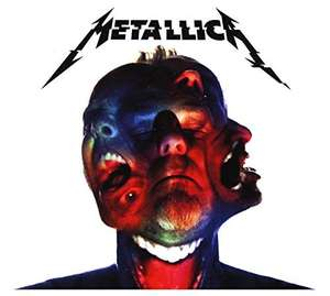 Metallica Hardwired... To Self-Destruct Deluxe Edition Box Set CD Amazon £7.99 Prime or £1.99+ delivery for non Prime members