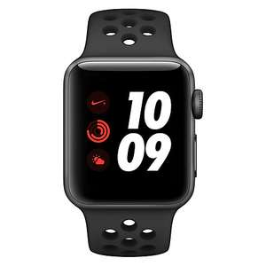 Apple Watch Series 3 GPS & Cellular 38mm - Black Friday Deal at John Lewis for £369