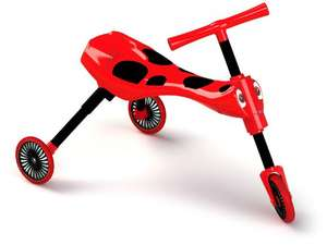 Scuttlebug Beetle (Red + Black) £14.53 Prime / £18.52 Non Prime / Scuttlebug Bumblebee (Yellow + Black) £14.99 Prime / £19.98 Non Prime @ Amazon