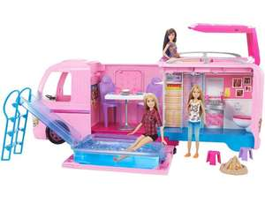 Barbie Dream Camper Van 50% off Amazon now £43.98