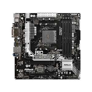 ASRock AB350M Pro4 Motherboard AMD Micro ATX AM4 £66.37 @ Amazon