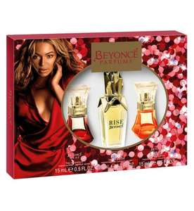 Better than Half Price on Selected Celebrity Fragrance Gift Sets @ Boots eg Beyonce Omni Eau de Parfum gift set was £28 now £10