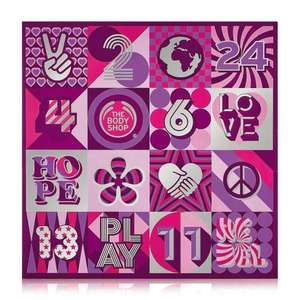 20% off the Body Shop beauty advent calendars until close of business on Sun 26 Nov From £36. In store only