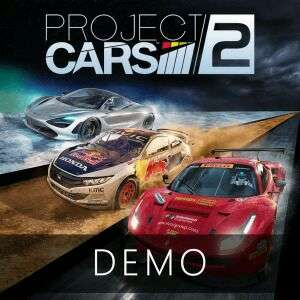 Project cars 2 demo now available on xbox one/ps4 stores.