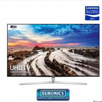 "Samsung UE55MU8000  55"" MU8000 4K UHD HDR 1000 Smart TV  - £999 Using code @ PRC Direct + Redemption + 3.15% TCB"
