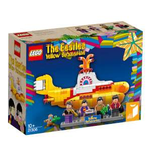 LEGO Ideas: The Beatles Yellow Submarine 21306 - £34.99 Delivered @ IWOOT