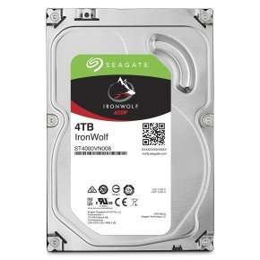 "Seagate IronWolf 4TB 3.5"" NAS Hard Drive - £96.52 @ ebuyer"