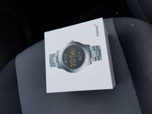 Fossil q founder smart watch - £103.60 @ Fossil