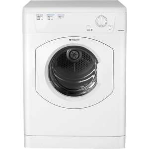 Hotpoint Aquarius 8kg Electric Dryer £169 + £3.99 Delivery @ Co-op Electrical